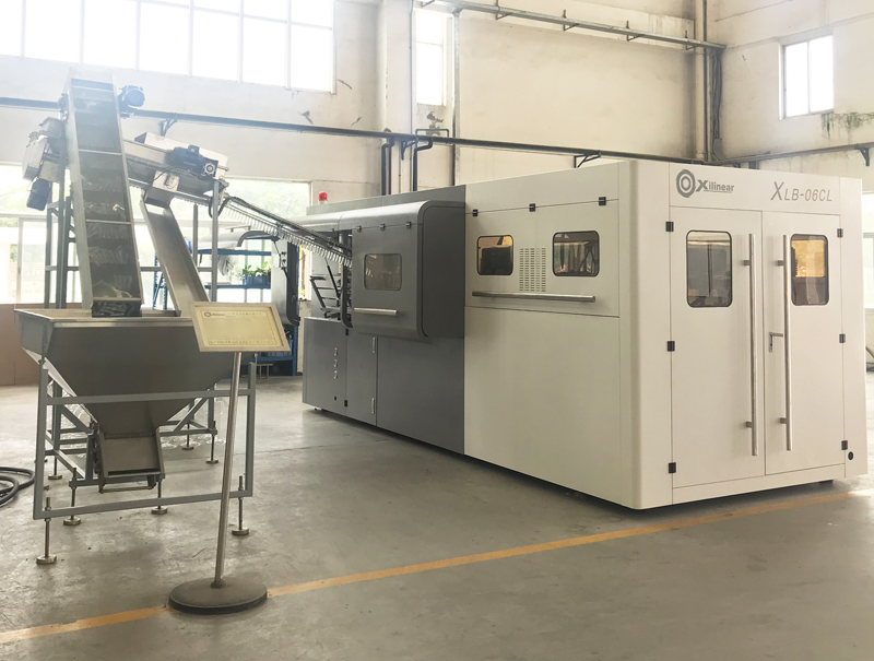 Linear Type XLB-06CL Is Under Commissioning
