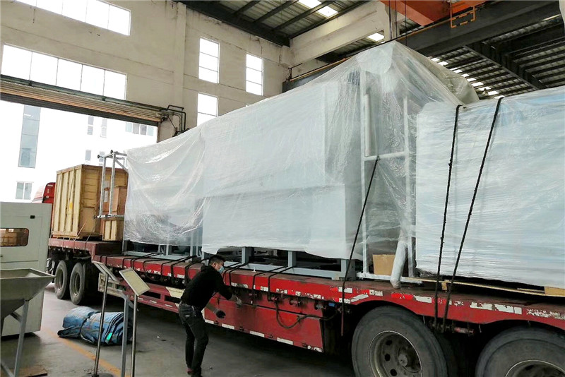 Big Bottle Blowing Filing Capping Combiblock Machine Ready For Shipping